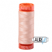 Aurifil 50 Cotton Thread - 2205 (Flesh)